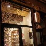 チョコで有名なライマ(Laima):旧市街店にて