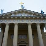 大聖堂 (アルキカテドゥラ)を目の前にしてただ心を奪われる