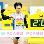 34歳の中本健太郎、別大マラソンで見事に復活