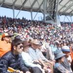 観衆も熱い視線、巨人がWBC韓国代表と対戦