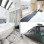 1泊75万円の豪華寝台列車「瑞風」の旅