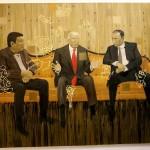 国際社会をなにかと騒がせる3人の政治家たち