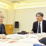 遠藤哲也氏(左)と浅川公紀氏