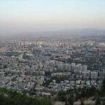 Damascus_from_Qasiyon
