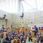 石川県「金沢子どもはしご登り教室」