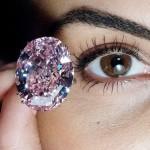 史上最大級のピンクダイヤ「ピンクスター」