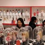 「リカちゃん人形」700体、誕生50年の記念展