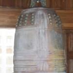 沖縄最古の鐘「旧大聖禅寺鐘」を展示