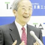 「泥臭い研究が結実」、遠藤章さんが喜びを語る