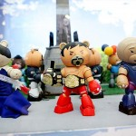 フィリピンの英雄をモチーフにしたガンプラ。ミスコンの優勝者やボクシングチャンピオンなどお国柄が出ている