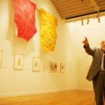 米国人の絵本作家エリック・カール展が始まる