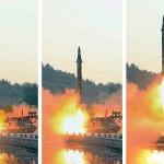 北朝鮮のミサイル
