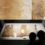 キトラ古墳、東壁を公開