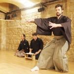 日本の伝統芸能「能」を日仏の愛好家が共演