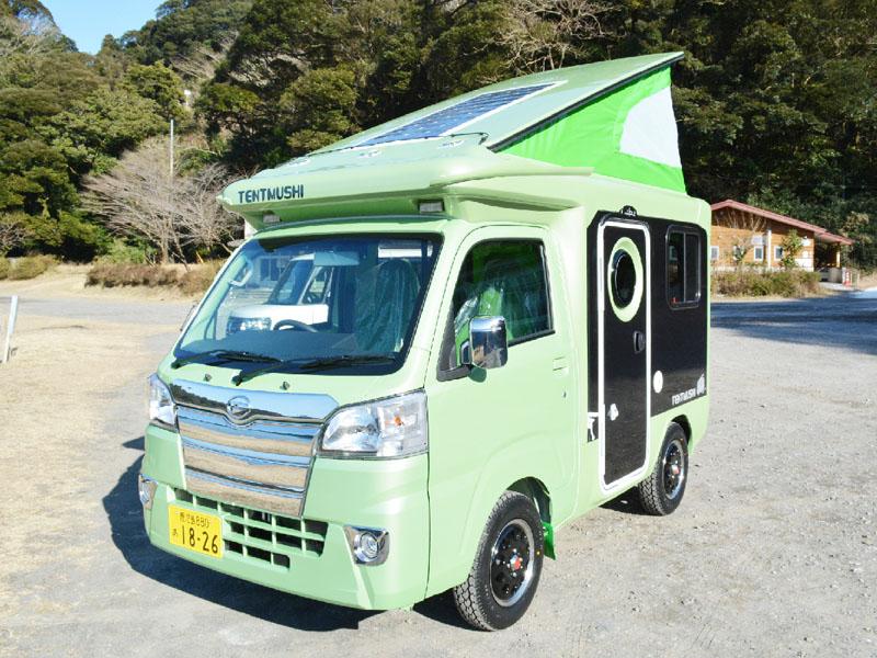 鹿児島県曽於市、キャンピングカー贈呈を継続