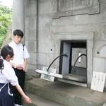 国土地理院が「日本水準原点」を一般公開
