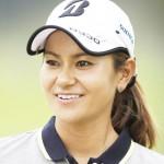 女子ゴルフの宮里藍選手、今季で現役を引退