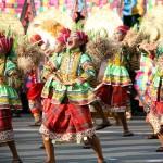 ミンダナオ島のメグヤヤ・フェスティバル