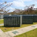 沖縄の慰霊碑
