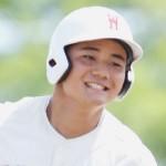 早実の清宮幸太郎内野手、場外アーチで大台