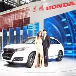 ホンダ、中国・湖北省武漢市の自動車工場を公開