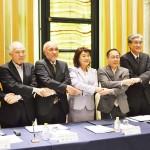 東海地区の8国立大が大規模災害対応協定を結ぶ