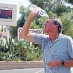 セ氏49・5度を記録、米国南西部を猛暑が襲う