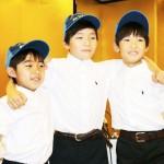 京都の「祇園祭」、今年の「稚児」は小学4年生