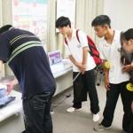東京理科大学で女性科学者の研究を紹介