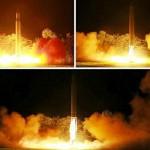 大陸間弾道ミサイル(ICBM)「火星14」