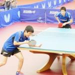 木下グループ、卓球部の新練習施設を公開