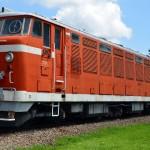 DD53ディーゼル機関車 昭和40年製造 除雪用としても使用