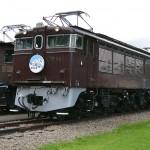 EF63電気機関車 昭和37年製造