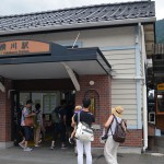 横川駅駅舎
