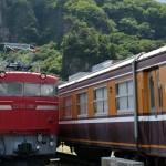 EF70交流電気機関車 福島県の板谷峠で活躍した