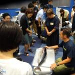葛西臨海水族園で「海の生き物セミナー」
