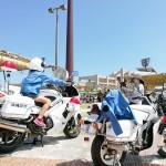 FC琉球のイベント 陸自車両の出展中止