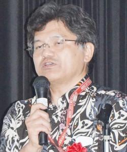 「中国が沖縄を統治した証拠はない」と強調