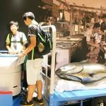 豊洲市場で楽しく学ぶ「親子見学会」を開催