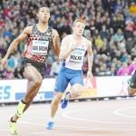 18歳のサニブラウン、男子200メートルで決勝へ