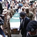 「パキスタンのマザー・テレサ」の国葬営む