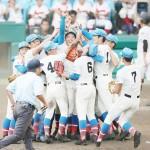 全国高校野球で花咲徳栄、大勝で初の日本一