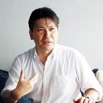 高橋克明氏