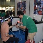個人開発の盛んなインディーズゲームでも、VR技術が使われた作品が目立つ