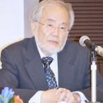 大隅良典さんが「大隅基礎科学創成財団」設立