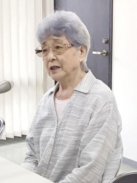 横田早紀江さん「拉致解決のチャンスに」
