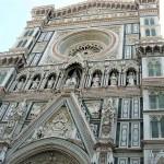 フィレンツェの「大聖堂」のファサード