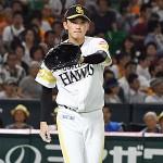 東浜巨投手