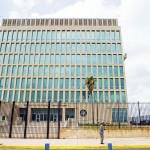 ハバナにある米国大使館