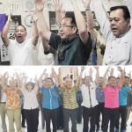 衆院選沖縄4区 翁長知事派の仲里氏落選